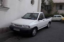 خرید خودرو پراید وانت 151 SE - 1397